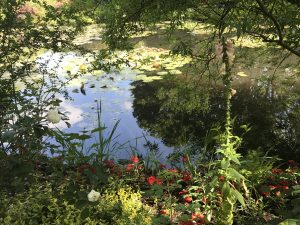 Giverny Monet's Garden 2017