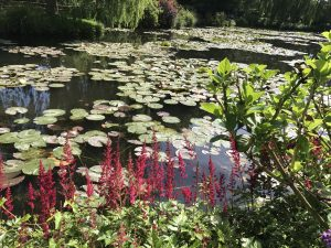 2017 Monet's Gardens at Giverny, France